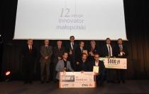 Gala 12 edycji konkursu Innovator Małopolski