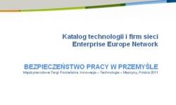 Katalog technologii i firm