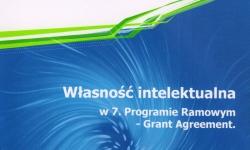 Własność intelektualna w 7. Programie Ramowym - Grant Agreement
