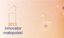 Innovator Malopolski 2013