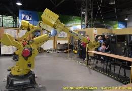 Małopolska Noc Naukowców 2014 na wydziale Mechanicznym PK