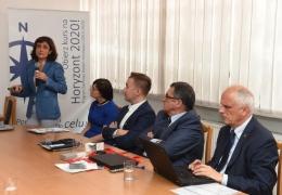 Spotkanie dot. grantów Europejskiej Rady ds. Badań Naukowych (ERC)
