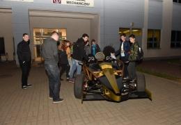Małopolska Noc Naukowców na Politechnice Krakowskiej 2018