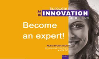 Pomóż wybierać najlepsze innowacje, zostań ewaluatorem EIC Accelerator