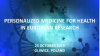 Personalized Medicine for Health in European Research