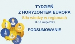 Ogromne zainteresowanie programem Horyzont Europa!