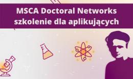 MSCA Doctoral Networks - szkolenie dla aplikujących